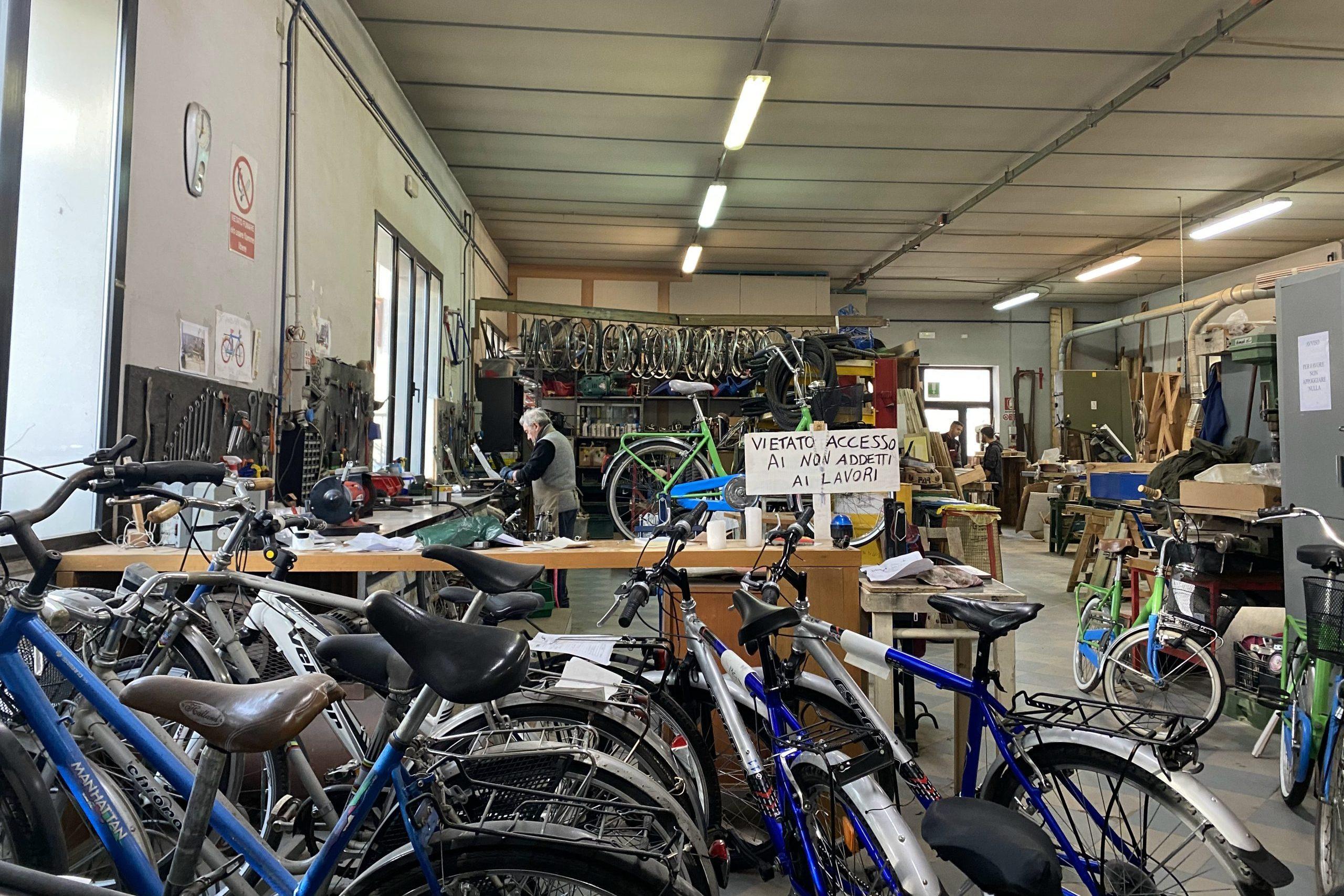 Ciclofficina La Bottega